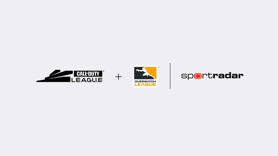 Overwatch League + Call of Duty League + Sportradar Integrity Services