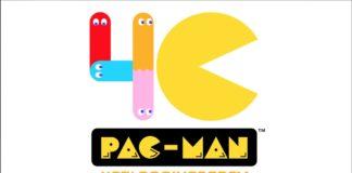 Pac-Man's 40th Anniversary