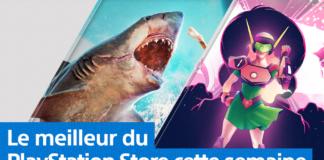 PlayStation Store - Mise à jour du 18 mai 2020