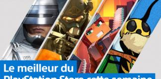 PlayStation Store - Mise à jour du 25 mai 2020