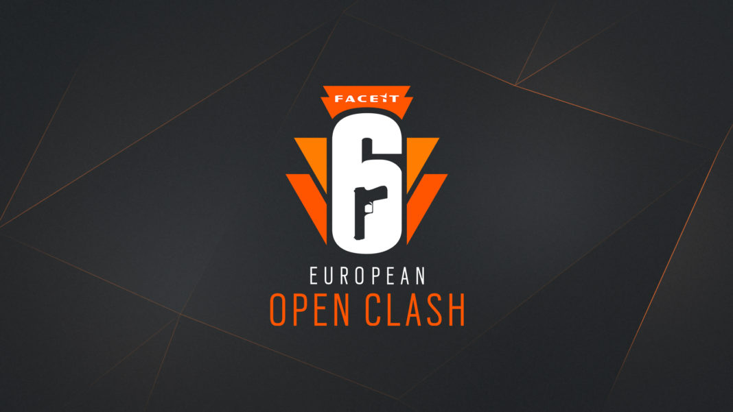 RAINBOW SIX EUROPEAN OPEN CLASH