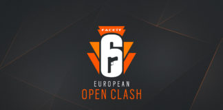 RAINBOW SIX EUROPEAN OPEN CLASH