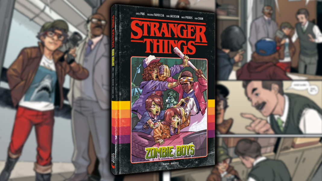 Stranger Things - Zombie Boys