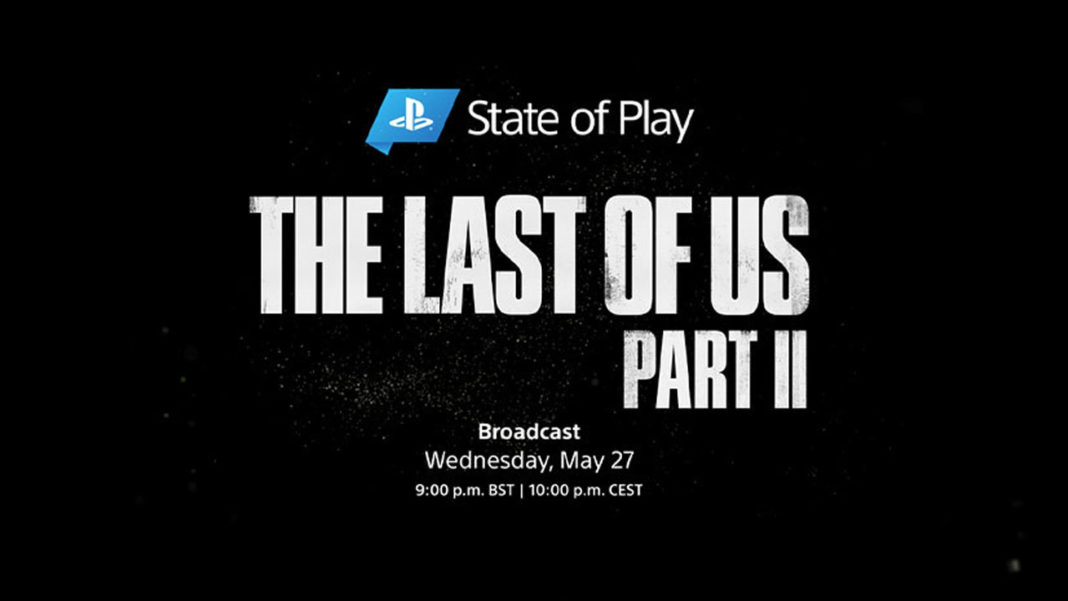 The Last of Us II State of Play
