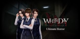 White Day - Ultimate Horror Edition 01