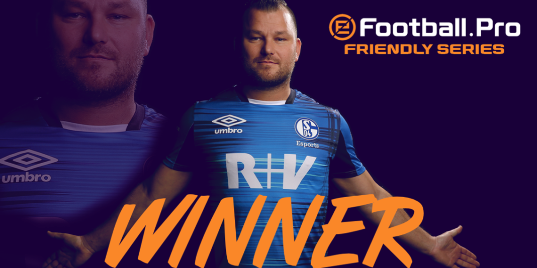 eFootball.Pro Friendly Series - GOOOL du FC Schalke 04