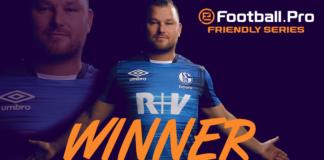 eFootball.Pro Friendly Series - GOOOL du FC Schalke 04