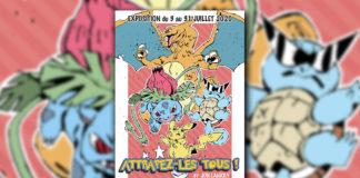 ATTRAPEZ-LES TOUS ! Pokémon