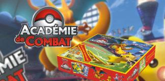 Académie de Combat du Jeu de Cartes à Collectionner Pokémon