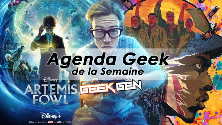 Agenda Geek 2020S24