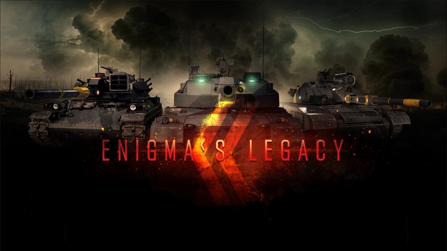 Armored Warfare - Enigma Legacy
