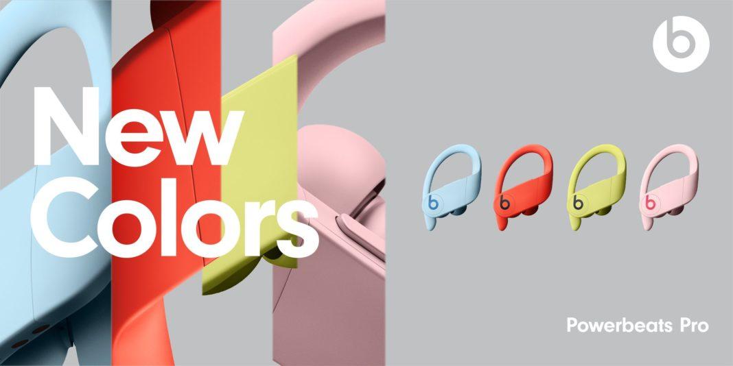 Beats by Dr. Dre Powerbeats Pro colors 02