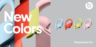 Beats by Dr. Dre Powerbeats Pro colors 02