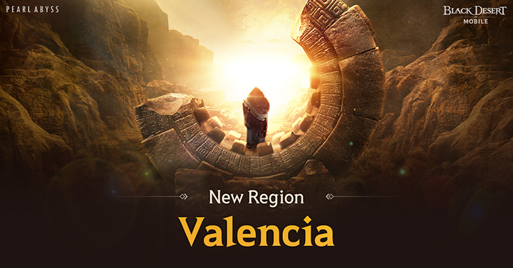 Black Desert Mobile-valencia-artwork