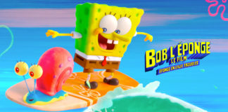 Bob l'Éponge : Éponge en Eaux Troubles !