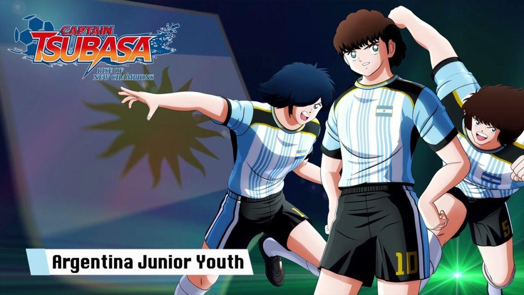 Captain Tsubasa: Rise of New Champions - Argentina Junior Youth