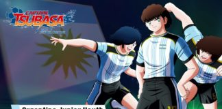 Captain Tsubasa: Rise of New Champions - Argentina Junior Youth