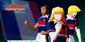 Captain Tsubasa: Rise of New Champions - French Junior Youth