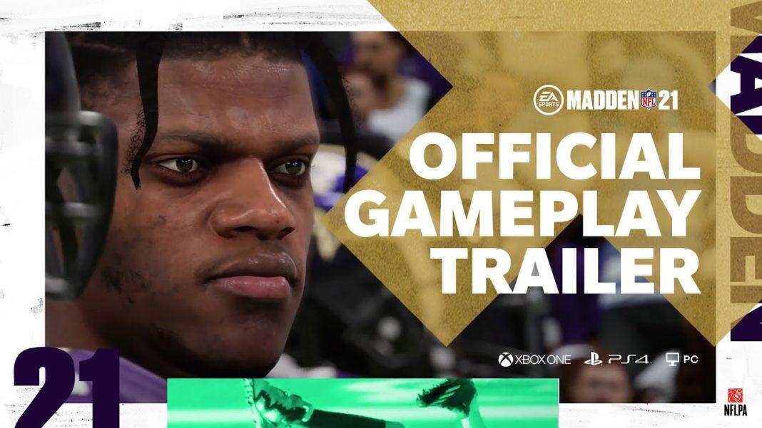 EA Sports Madden NFL 21