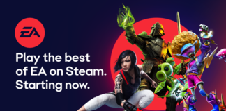 EA Steam