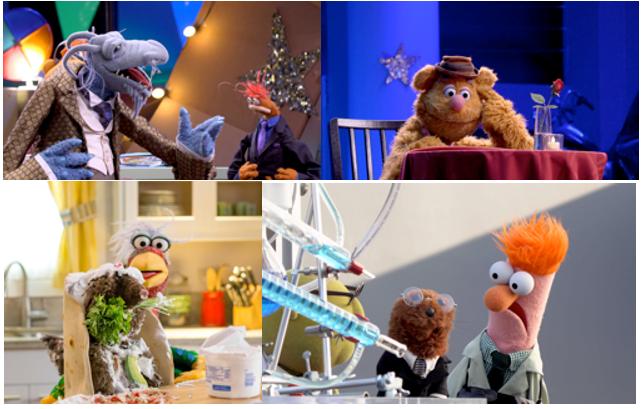 Le Nouveau Muppet Show