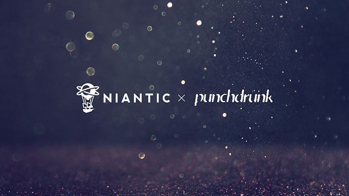 Niantic X Punchdrunk