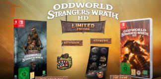 Oddworld: Stranger's Wrath HD – Edition Limitée