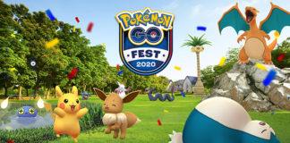 Pokémon GO Fest 2020