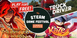 SOEDESCO Steam Game Festival