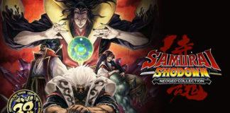 Samurai Shodown – NeoGeo Collection