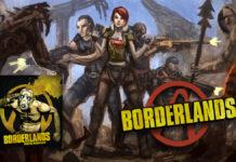 Borderlands-Vinyle