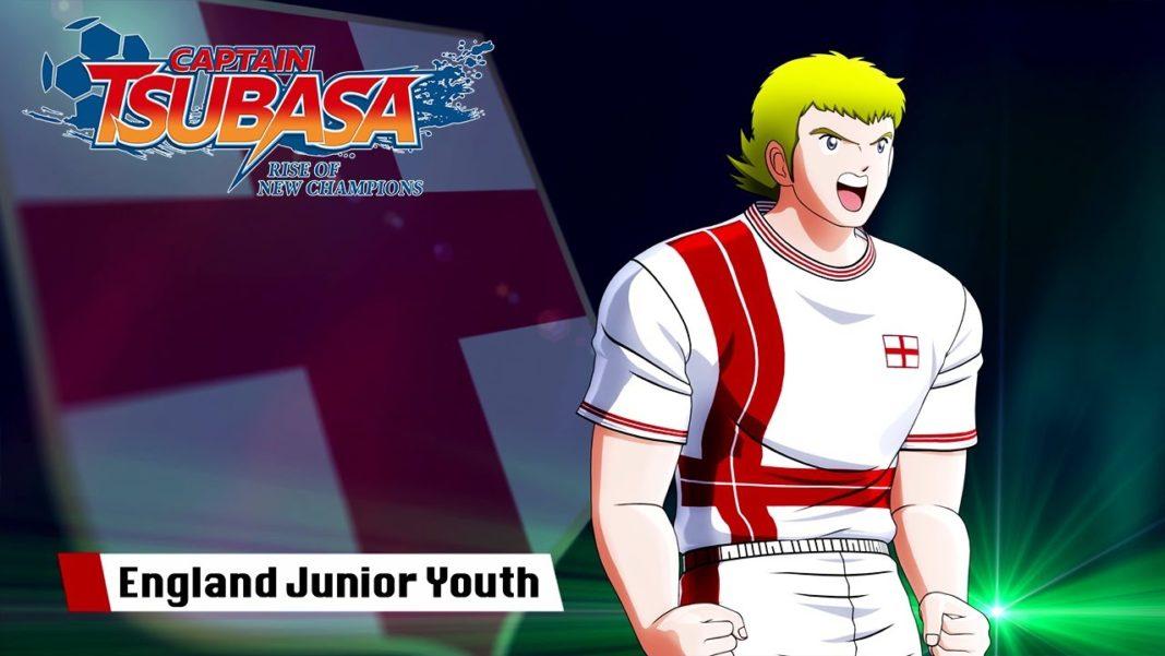 Captain Tsubasa: Rise of New Champions - England Junior Youth