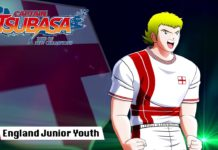 Captain Tsubasa: Rise of New Champions - England Junior Youth