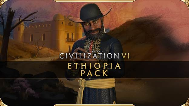 Civilization VI - Pass New Frontier - Pack Ethiopie