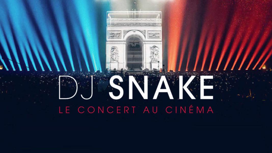DJ Snake Le Concert au Cinéma