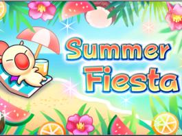 Dissidia Final Fantasy : Opera Omnia Mogs Summer Fiesta