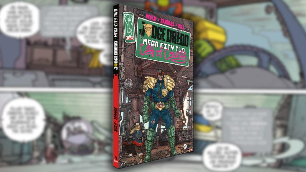 Judge Dredd : Mega-City Two