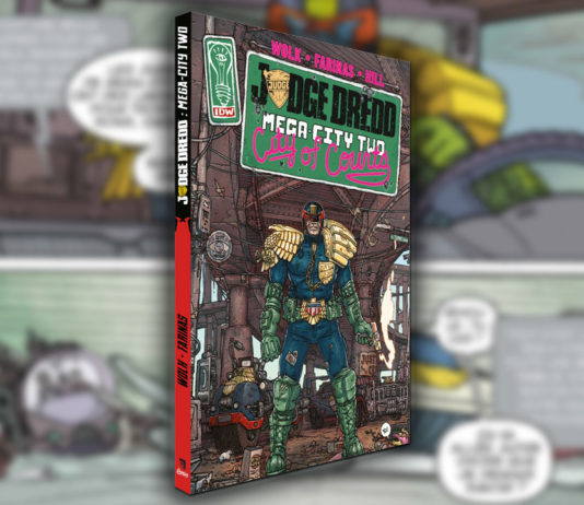 Judge Dredd : Mega-City Two