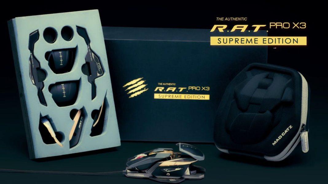 Mad Catz R.A.T. PRO X3 Supreme Edition