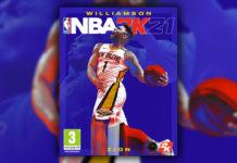 NBA 2K21 Zion Williamson