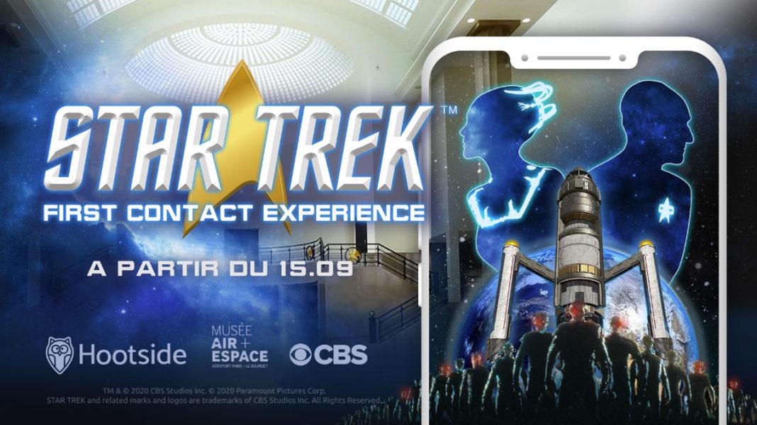 Star Trek : First Contact Experience