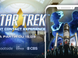 Star Trek : First Contact Experience