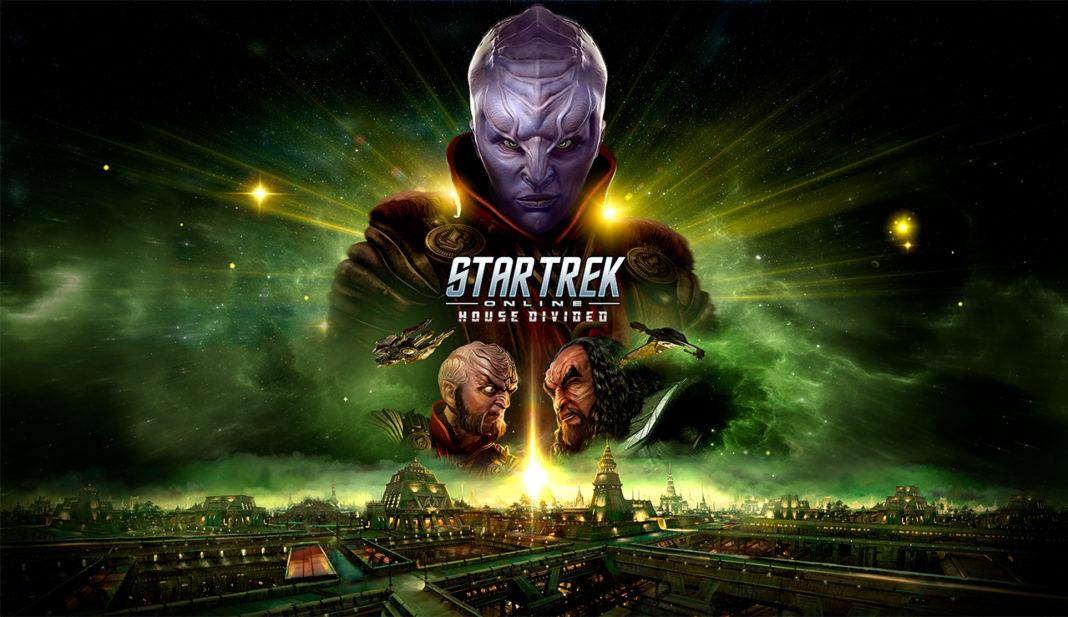 Star Trek Online: House Divided