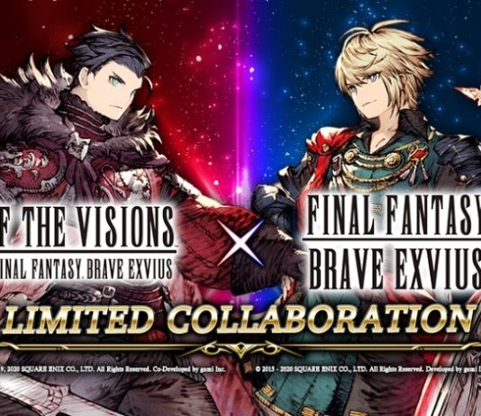 WAR OF THE VISIONS™ FINAL FANTASY® BRAVE EXVIUS® et FINAL FANTASY BRAVE EXVIUS_Collaboration