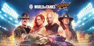 World of Tanks Console SummerSlam