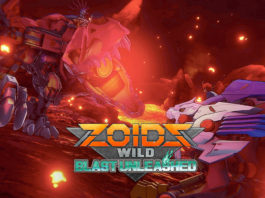 Zoids Wild : Blast Unleashed