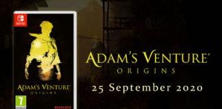 Adam's-Venture--Origins