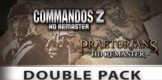 Commandos 2 & Praetorians- HD Remaster Double Pack