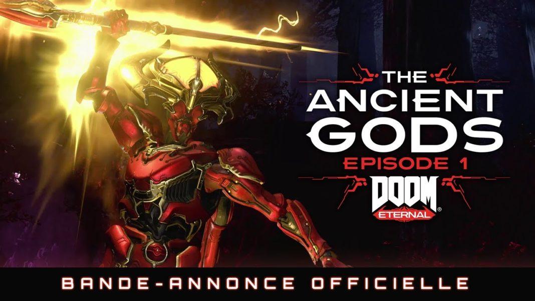 DOOM Eternal The Ancient Gods, Episode 1