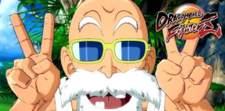 Dragon Ball Z FighterZ Master Roshi